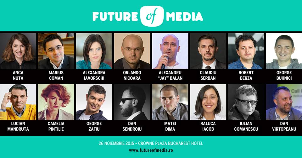 Future of Media 2015 – transmisiune live & live blogging