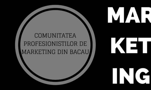 Comunitatea profesionistilor de marketing din bacau