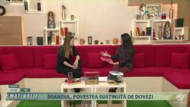 Interviu Matinalii – TVR Moldova