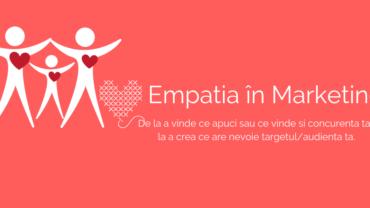 BRAINSTORMING: Empatia în marketing