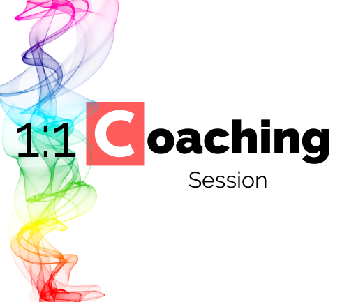 1:1 Coaching Session