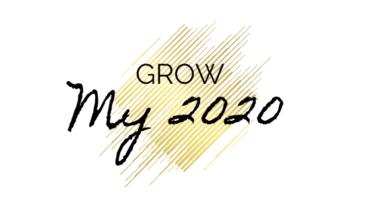 GROW MY 2020